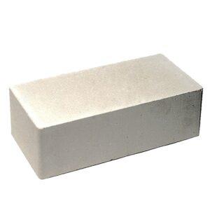 Кирпич гладкий белый 250х120х88 мм.