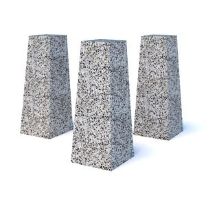 Ограждения бетонные Римини