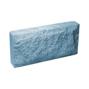 Плитка облицовочная голубая 250x120x44