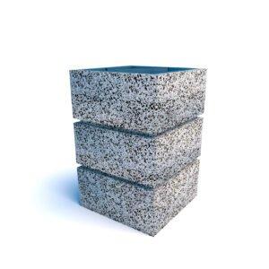Урна бетонная Троя