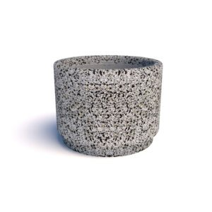 Вазон бетонный Степ