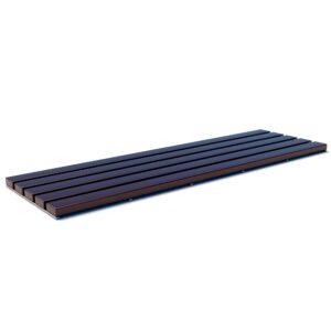 Деревянный настил 2000x600x50 для скамеек