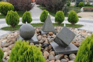 Изделия из бетона для ландшафтного дизайна в любом направлении