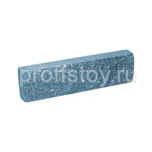 Плитка облицовочная голубая 250x65x30