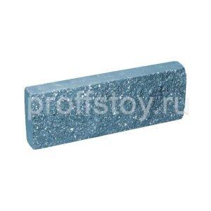 Плитка облицовочная голубая 250x88x30